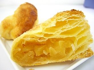 とびっきりしずおか☆スイーツコレクション2015☆ショーソンポム~バターたっぷりアップルパイ
