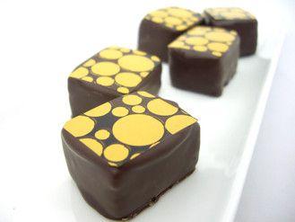 2015年新作☆トリュフチョコレート。ジャンドゥーヤ、ズブロッカ。