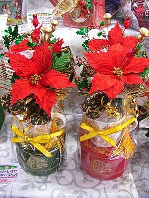 クリスマスラッピングギフト2015☆ウッディ製小物入れ、カップ付小物入れ、トランク型小物入れ