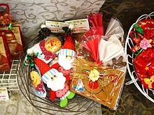 クリスマスラッピングギフト2016☆トナカイポーチ、プチBAG、スノーマンプチBAG