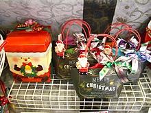 クリスマスラッピングギフト2016☆ペーパー製プチBAG
