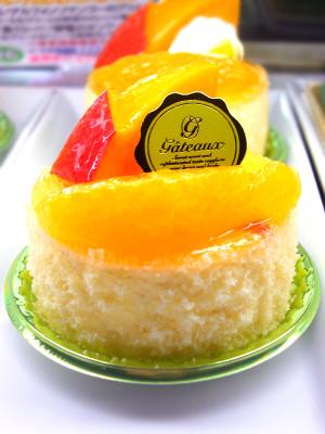 春夏限定ケーキ2017☆≪ミエルマンゴ≫マンゴーブリュレ&ハニームース