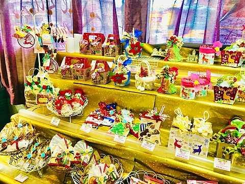 クリスマスギフトコーナー2018☆焼菓子&クッキーギフト