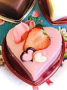 プチハートケーキ☆ロゼ